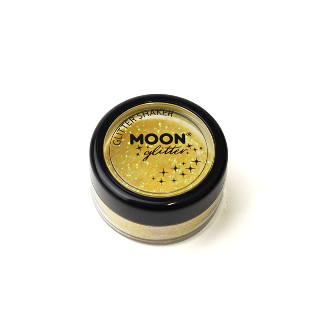 メイク用グリッター MOON Iridescent Glitter Shakers (G19544) Yellow (H)_3a_