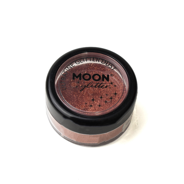 メイク用グリッター MOON Ultrafine Glitter Dust (G20526) Copper (H)_3a_